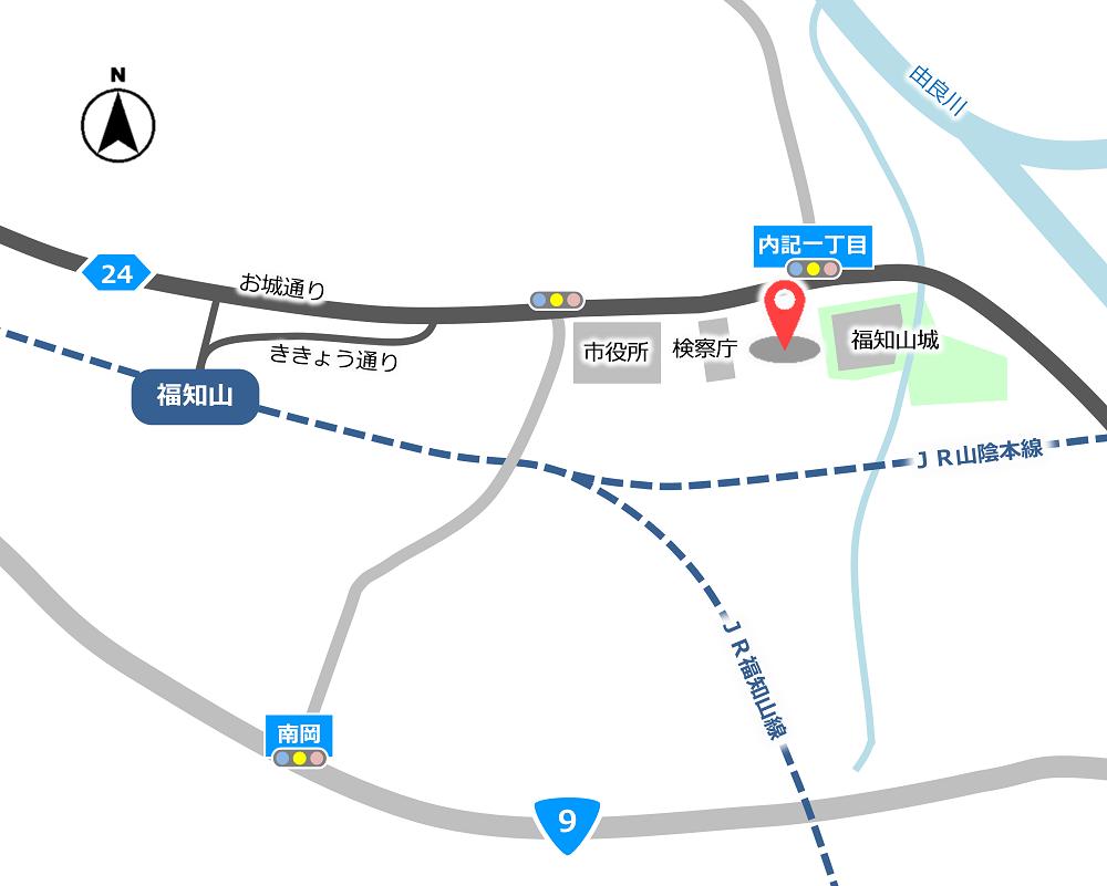 京都地方裁判所 福知山支部福知山簡易裁判所   裁判所